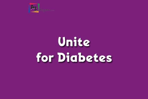 Unite for Diabetes