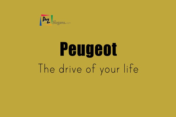 Peugeot The Drive Of Your Life