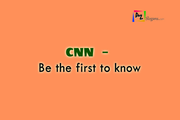 CNN   –   Be the first to know