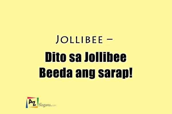 Jollibee – Dito sa Jollibee Beeda ang sarap!