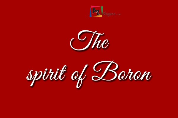 The spirit of Boron