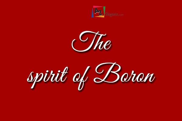 The spirit of Boron