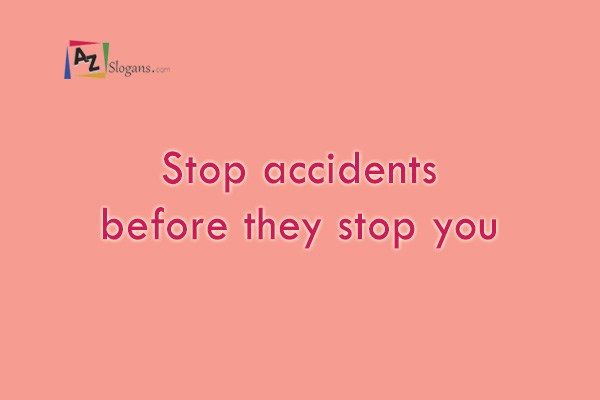 Stop accidents before they stop you