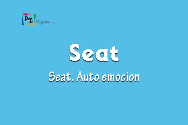 Seat    Seat. Auto emocion