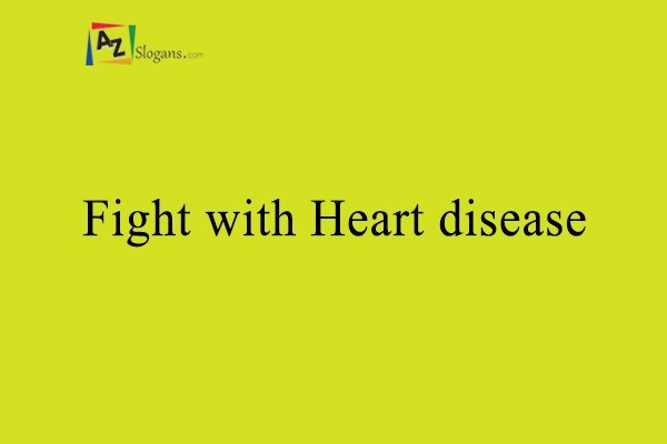 Fight with Heart disease