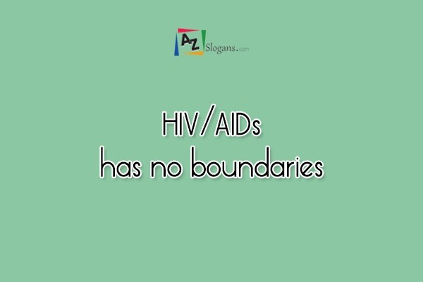 HIV/AIDs has no boundaries