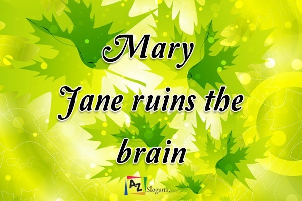 Mary Jane ruins the brain