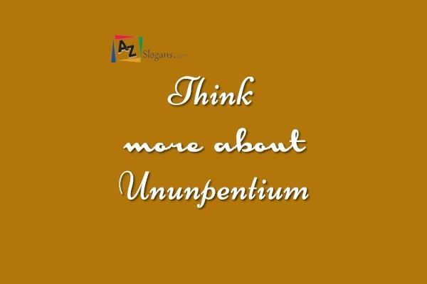 Think more about Ununpentium