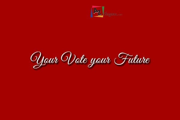 Your Vote your Future