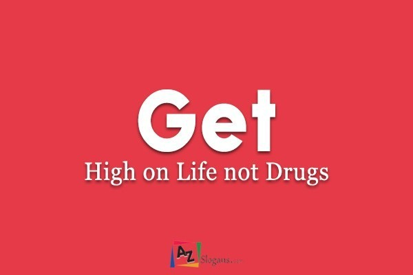Get High on Life not Drugs