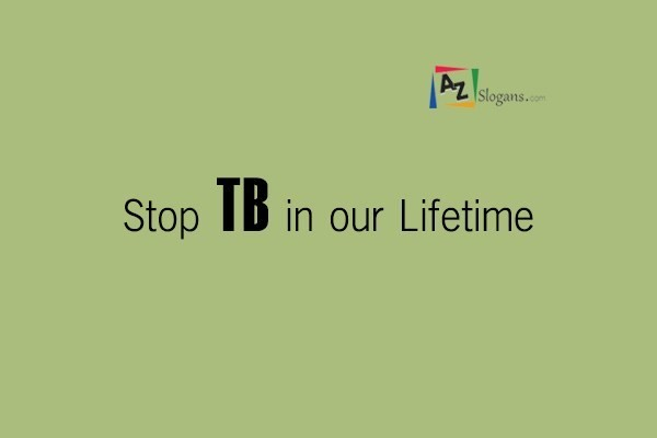 Stop TB in our Lifetime