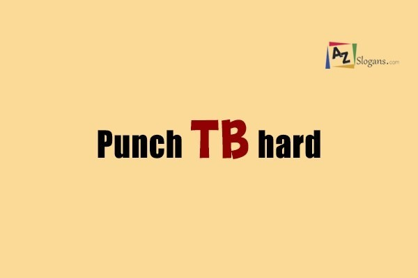 Punch TB hard